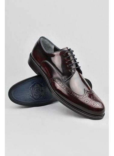 CZ London Ayakkabı Bordo